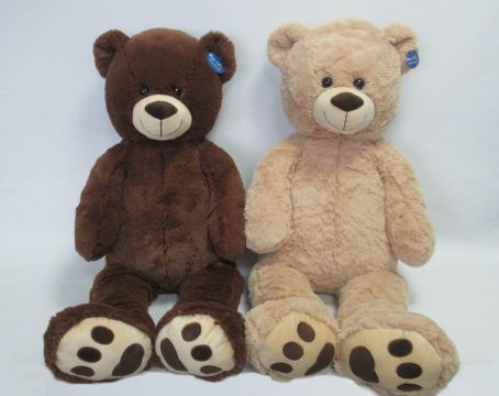 100cm 3 Assorted Plush Bear