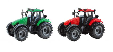 22cm Friction Farm Tractor