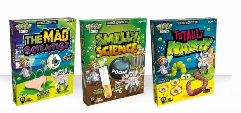 3 Astd Science Boxes