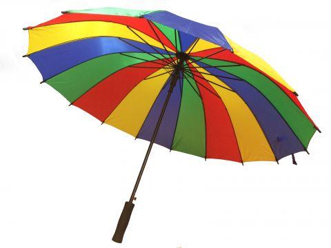"36"" 16 Rib Golf Umbrella WS750"