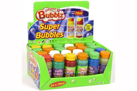 70ml Bubble Tubs