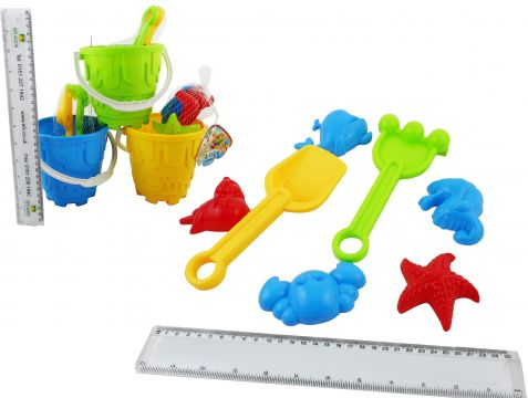 "6"" Castle Bucket Set BU8860"