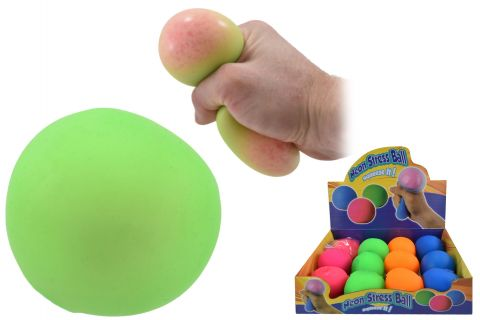 7cm Neon Stress Ball (SOLD OUT)