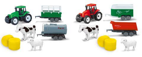 Boxed Farm Set