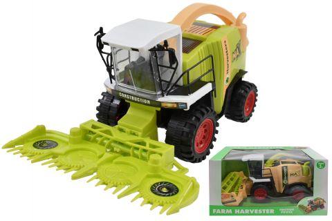 Combine Harvester & Silage Forager 4 Astd