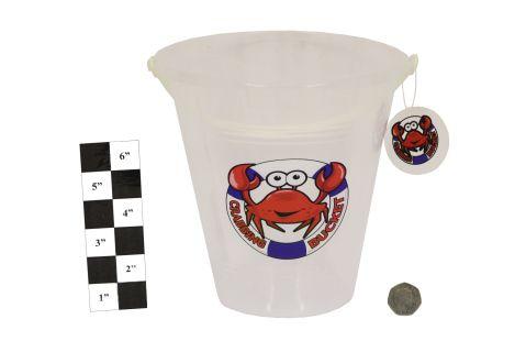 """9"""" Crab Bucket"""