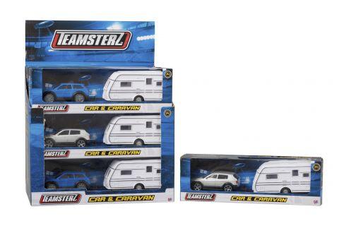 Diecast & Plastic Car & Caravan 1373598