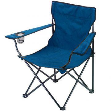 Folding Canvas Chair Astd Colours CC001
