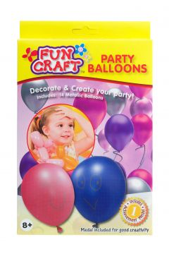 Funcraft Party Balloons