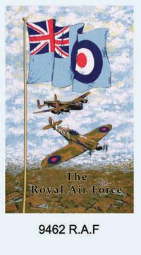 Royal Air Force Tea Towel
