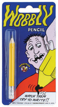 Wobbly Pencil