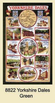 Yorkshire Dales Tea Towel