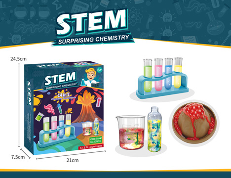 Surprising Chemistry - 14 Games 210 x 75 x 245mm