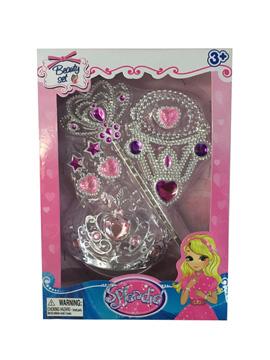 Princess Crown Beauty Set 190 x 55 x 280mm