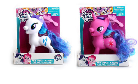 Beautiful Unicorn - Light & Music 390 x 220 x 850mm