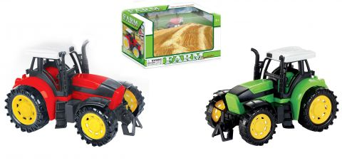 Large 14cm Boxed Tractor 2 Astd