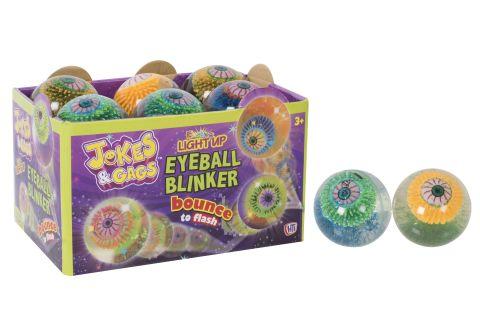 Light-up Eyeball Blinkers
