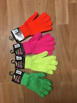 Neon Magic Gloves GL0907