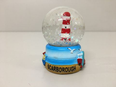 Scarborough Lighthouse Waterball