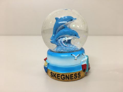 Skegness Dolphin Waterball