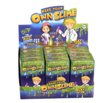Small Boxed Make Your Own Slime