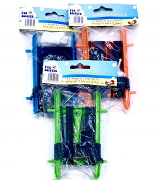 Small Crab Line 11 Mtr With Bait Bag DL009