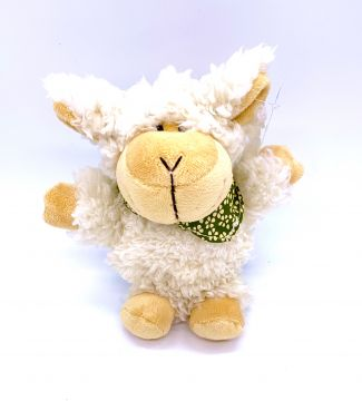 Soft Sheep & Scarf PL021