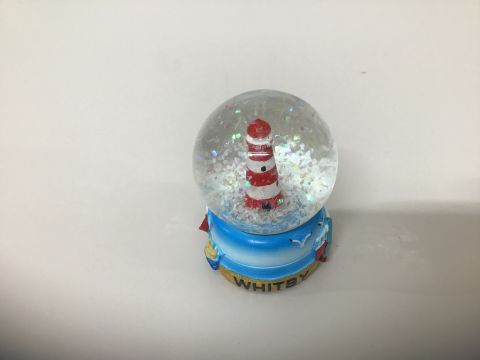 Whitby Lighthouse Waterball