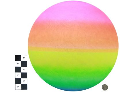 """51cm / 20"""" Giant Rainbow Ball BL005"""