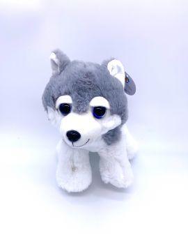 20cm Plush Husky