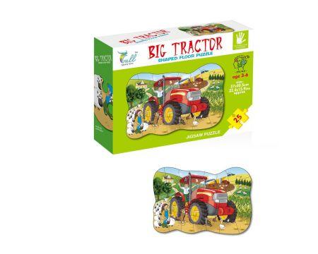 25 Piece Farm Puzzle