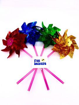 "7.5"" Foil Laser Windmill"