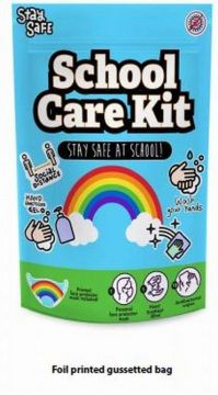 "Back to School Care Pack - ""Stay Safe"""