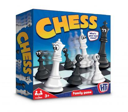 Boxed Chess  27cm x 27cm x 4cm 1374324