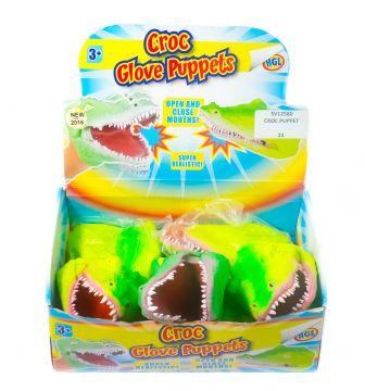 Hungry Crocodile Snapper 163072