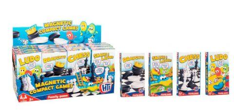 Magnetic Travel Games - 4 Astd. 2107