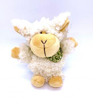 Soft Sheep & Scarf PL021