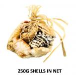 250g Bag of Shells