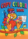 Copy Colouring Book