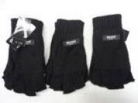 Gents Thinsulate Fingerless Glove