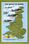 Battle Of Britain Tea Towel