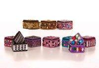 Square Sparkle Jewel Box