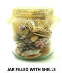 Jar of Sea Shells
