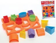 Shape Sorter Tray 12months +