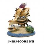 Shell Google Eye / Island