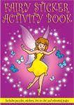 Small Fairy Sticker Activity Book