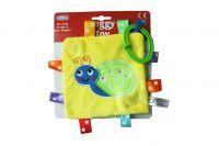 Soft Buggy Activity Toy Birth & Up 3 Astd