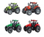 13cm Diecast Farm Tractor