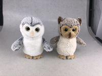 25cm Super Soft Owl 2 Astd Colours
