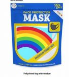 4 Assorted Junior Face Mask
